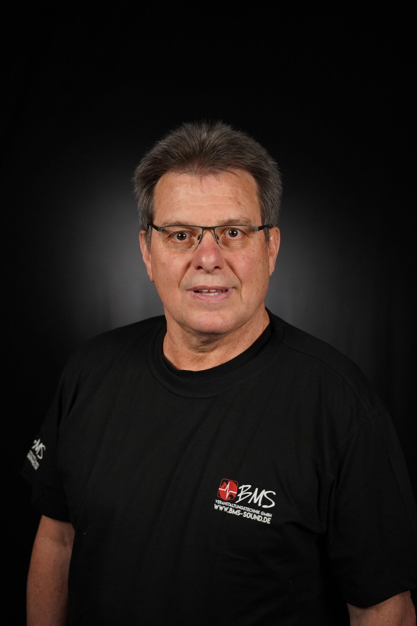 Herbert Buchmüller BMS Veranstaltungstechnik GmbH