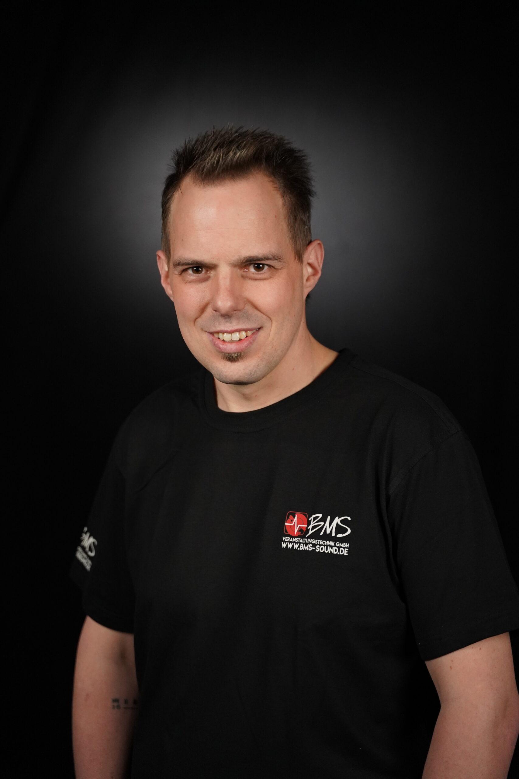 Patrick Büchmüller BMS Veranstaltungstechnik GmbH