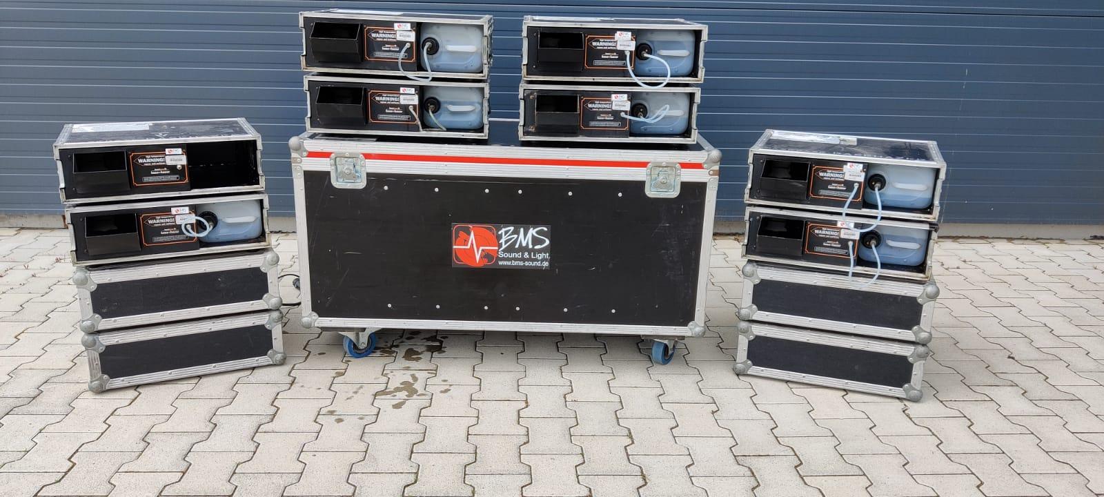 BMS Veranstaltungstechnik - HazeBase