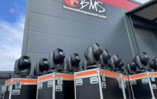 BMS Veranstaltungstechnik - Clay Paky Mythos 2 Moving Head