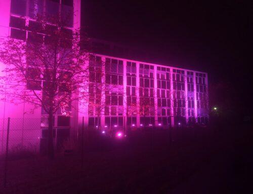 Gebäude Illuminierung