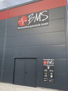 BMS Veranstaaltungstechnik GmbH