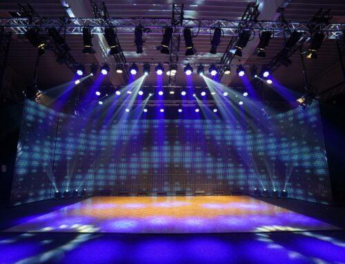 Studio für Broadcast, Produktionen und Hybridevents