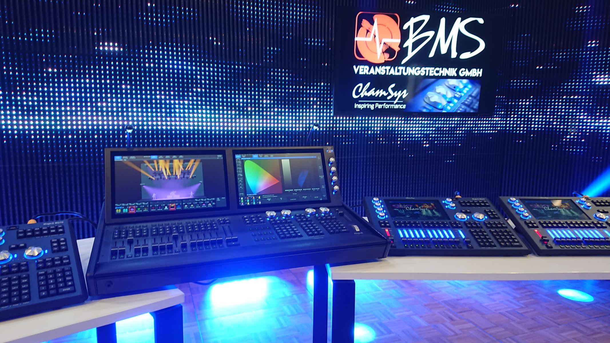 BMS Veranstaltungstechnik GmbH