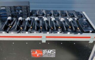 BMS Veranstaltungstechnik GmbH - Shure SLX-Da