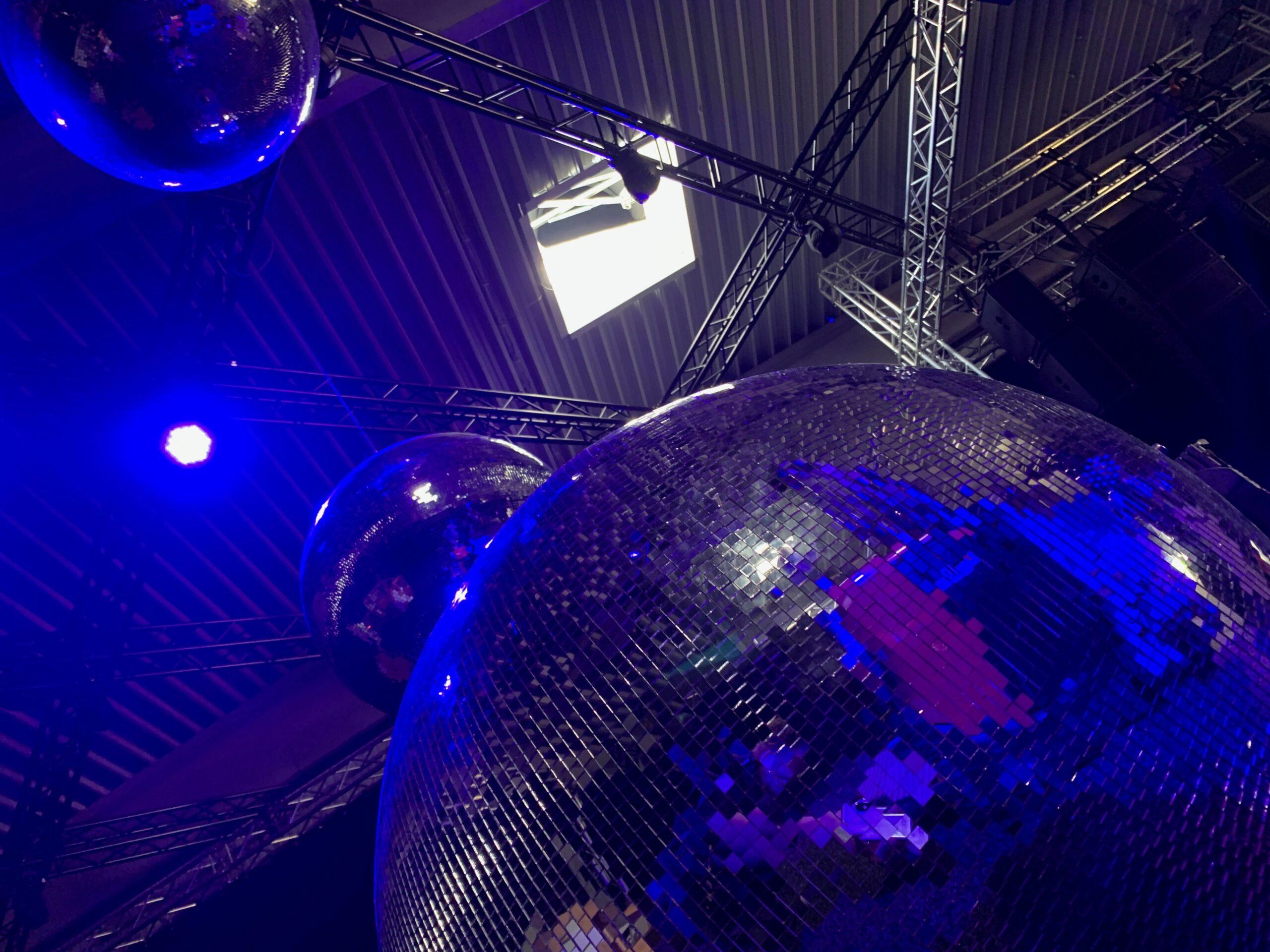 BMS Veranstaltungstechnik - Spiegelkugel