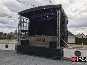 Mobile Bühne mieten bei BMS Veranstaltungstechnik GmbH