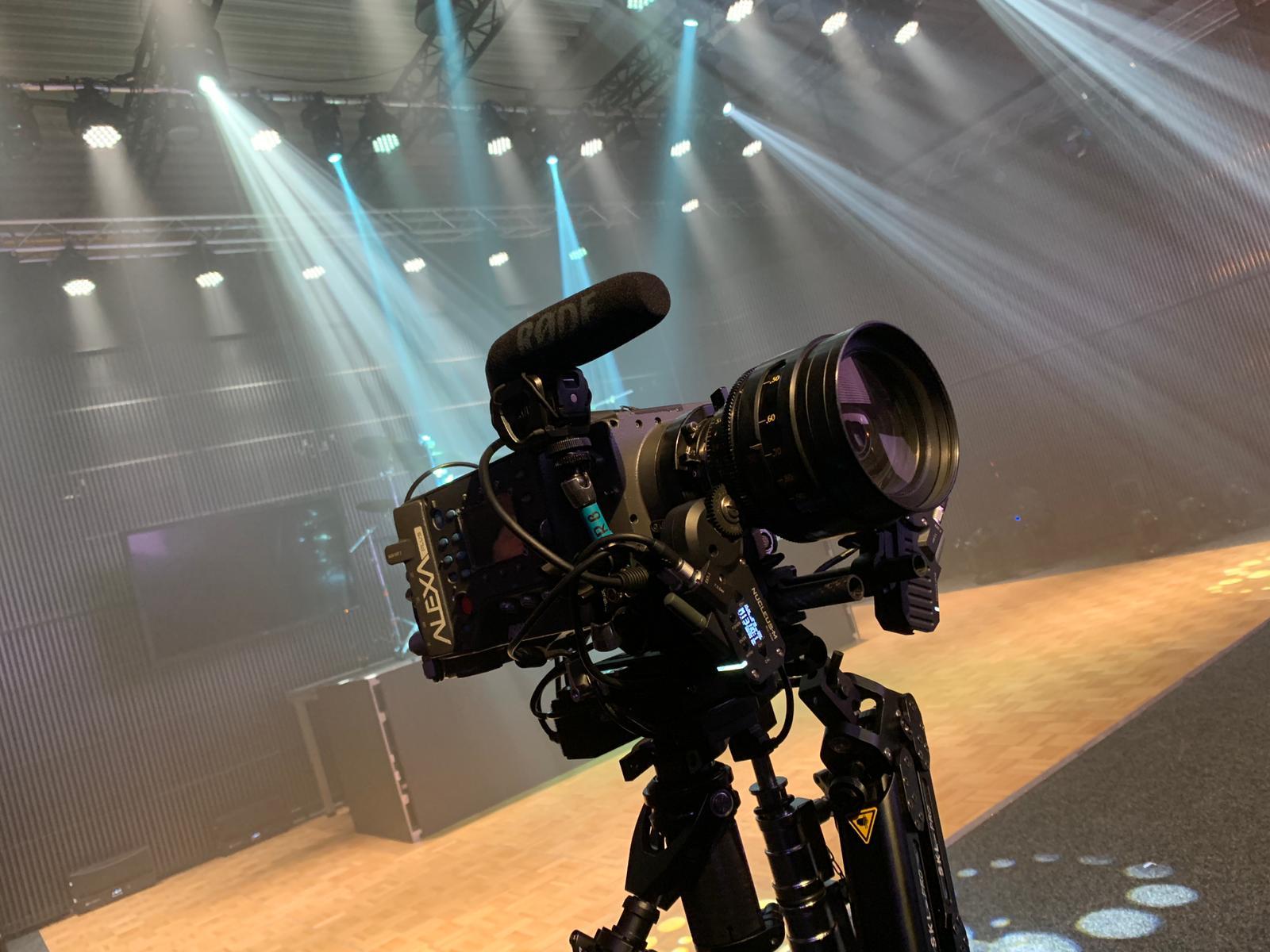 BMS Veranstaltungstechnik Broadcast Studio