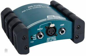 BMS Veranstaltungstechnik - BSS Audio AR133