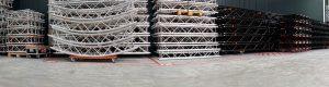 DryHire (B2B) Vermietung bei der BMS Veranstaltungstechnik GmbH