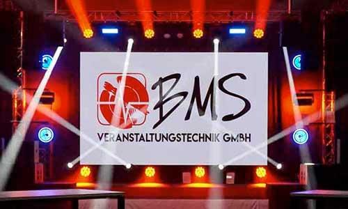 Verkauf - BMS Veranstaltungstechnik