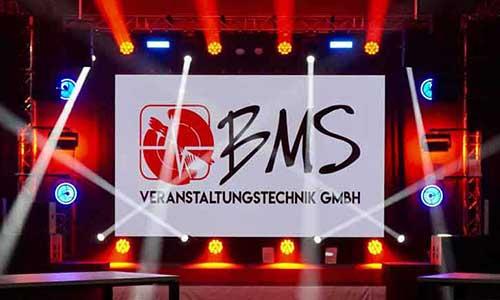 Verkauf Shop in Teningen - BMS Veranstaltungstechnik GmbH