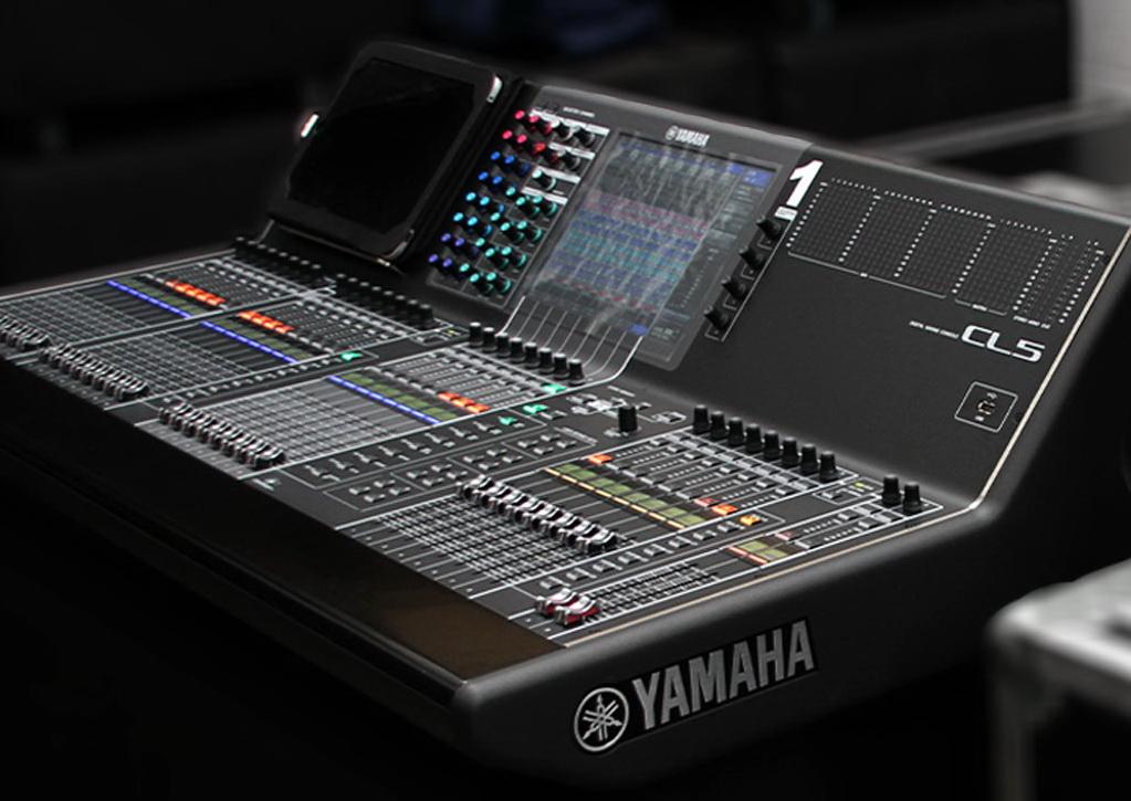 Handelsvertretung Yamaha bei BMS Veranstaltungstechnik GmbH