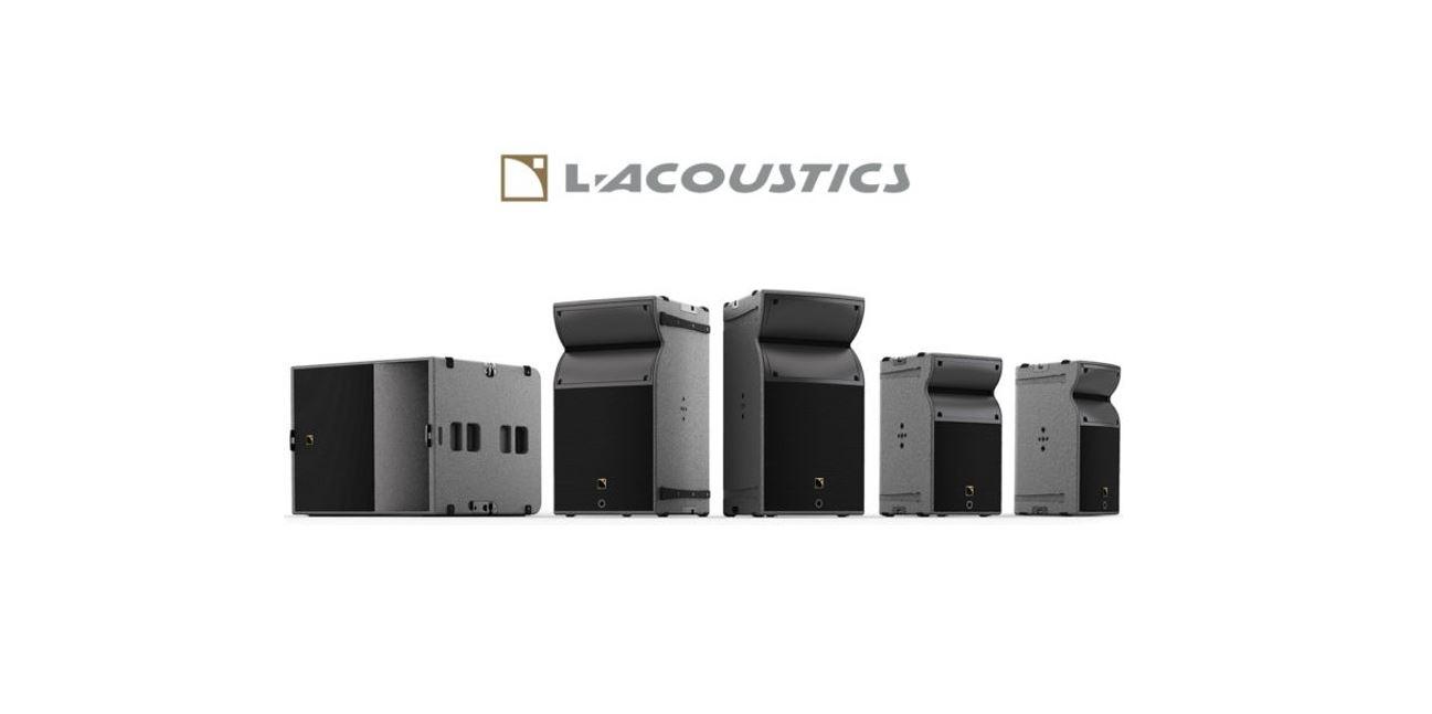 L-Acoustics - A Serie - BMS Veranstaltungstechnik GmbH